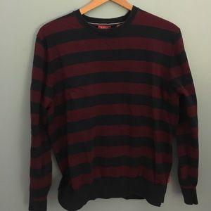 Izod Striped Sweater